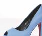 2012春季新款 时尚铆钉纯色高跟鱼嘴鞋凉鞋加厚防水台女鞋