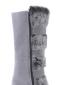 2011冬季新款女靴子 高耐磨TPR底 坡跟侧拉链休闲女靴