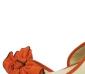 时尚最新款大蝴蝶结平跟凉鞋 鱼嘴 中空女鞋 舒适学生鞋 休闲鞋